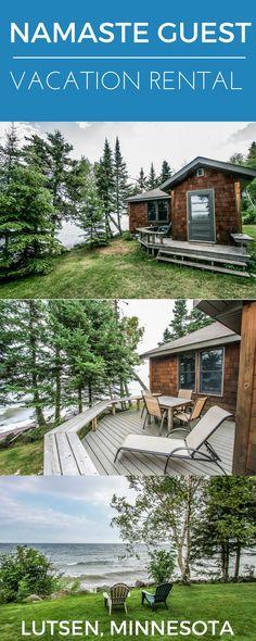 34 inspiring vacation rentals in lutsen images lake superior rh pinterest com