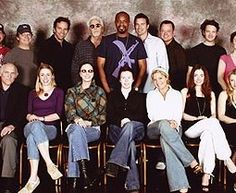 Clare Kramer ..Kitty Swink ..JG Herzler .. Jonathan Woodward.. Steve Carlson.. Robert Leesback.. Keith Szarabajka Juliet Landau Christian Kane.. Elisabeth Harnois, Jewel Staite, J August Richards, Brody Hutzler, Armin Shimerman, Nectar Rose, Dayne Johnson & Laura Bertram-------------------  Jo Leslie Collection-- >>  http://joleslie.co.uk/collection/?cat=115 Event: Decalogy (Starfury Conventions). Location: Norbreck Castle Hotle, Blackpool. Date: June 1st – 3rd, 2007