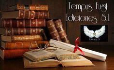 La Guarida del Libro: Tempus Fugit saca en pre-venta sus primeros libros...