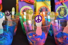 70's Birthday Party Ideas | Photo 1 of 40 | Catch My Party