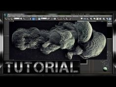 Tutorial - 3ds Max - FumeFX, Particle Flow e Krakatoa - YouTube