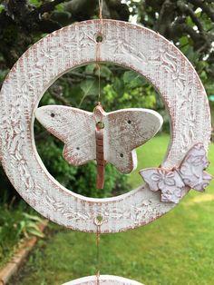 Handmade ceramic wind chime