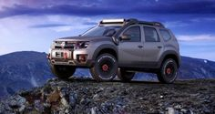 Renault Duster Extreme concept debuts at Sao Paulo auto show , Car News - K4car.com