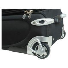 NHL New York Islanders Mojo 21 Carry-On Luggage - Black