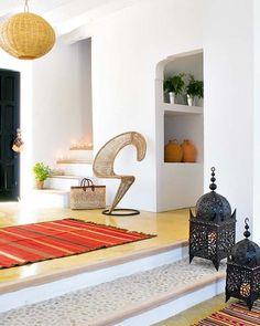 Summer House in Malaga | Inspiring Interiors