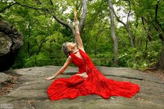 Turning Yoga Into Art - NYTimes.com. Photo credit: Robert Sturman