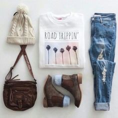 Shirt: country bag, outfit, tumblr outfit, weheartit, grunge, pale ...