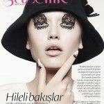 Anastasia Bondarenko by Jamie Nelson for Vogue Turkey February 2013