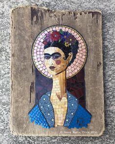 Anne Marie Price mosaic