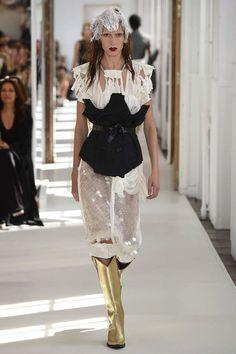 Défilé Maison Margiela Haute couture automne-hiver 2017-2018 15