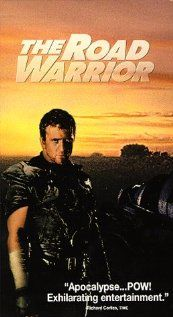 The Sequel to Mad Max starring Mel Gibson......Matt and I saw it over in Cherokee at a theatre because we rode over on the motorbike and it was raining.