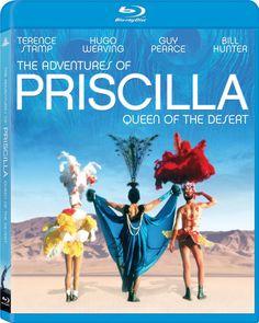 The Adventure of Priscilla Queen of the Desert