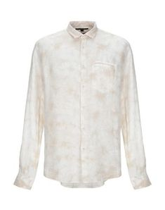 John Varvatos Men Linen Shirt on YOOX. The best online selection of Linen Shirts John Varvatos. John Varvatos, Fur Coat, Beige, Mens Fashion, Long Sleeve, Sleeves, Jackets, Shirts, Fashion Design