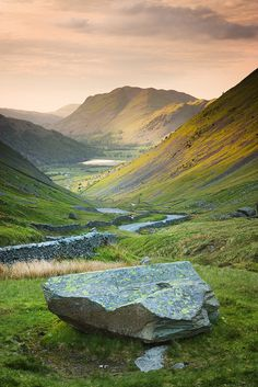 Valley's End | Lake District. Our tips for 25 fun things to do in England: http://www.europealacarte.co.uk/blog/2011/08/18/what-to-do-england/