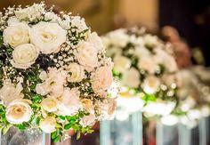 Decoração branca e verde « Bride Style