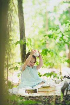 Once Upon a Tea | Styled Mini Shoot | Everly Deer Design | Jessie Holloway Photography