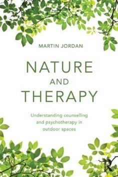 New Book on Ecotherapy