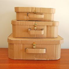 Lots of cardboard box ideas!