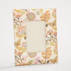 One of my favorite discoveries at WorldMarket.com: Maalai Floral Frame