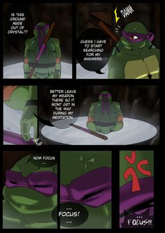 TMNT (fanmade) Same as it never was Aftershock _19 by FleshCreature on DeviantArt