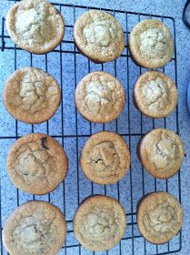 Fit and Healthy with Debbie: Banana Oatmeal Breakfast Muffins