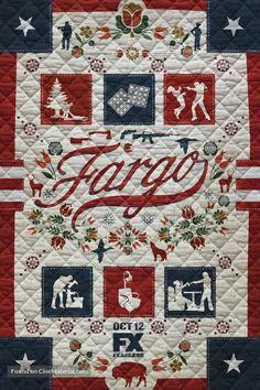 Watch Fargo Online Show Poster Fargo Series, Fargo Tv Show, Film Fargo, Web Series, Patrick Wilson, Jeffrey Donovan, Mary Elizabeth Winstead, Hannibal Lecter, Ewan Mcgregor