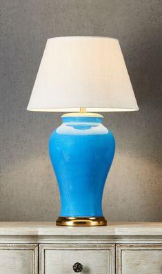 Kingston Lamp Base 25x25x48cm