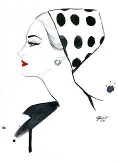 fashion illustration - Szukaj w Google