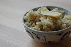 Basic Quinoa (soaked