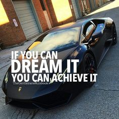 Whatever you set your mind to, you can accomplish. Don't let anyone hold you back. Follow your dreams and realize every last one of them. LIKE & TAG SOMEONE IF YOU AGREE!