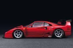 Ferrari Lovers - Ferrari F40 LM