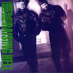 "Run DMC Raising Hell Vinyl LP Vinyl LP Features ""Walk This Way"" With Aerosmith!The third album from Run-D. Run) Raising Hell was their Top 100 Albums, Best Albums, Greatest Albums, Run Dmc, Rap Songs, Rap Music, Music Pics, Lp Vinyl, Vinyl Records"