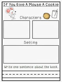 Kindergarten At Heart: Author Study Packet