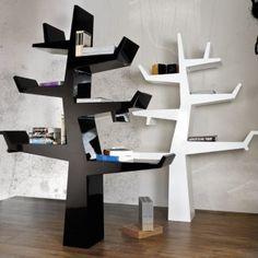 Libreria Wintertree 21st Living Art - Angolo Design
