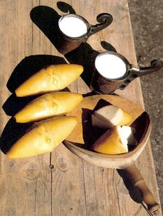 Oscypek cheese from Podhale (Poland's sounthernmost region)