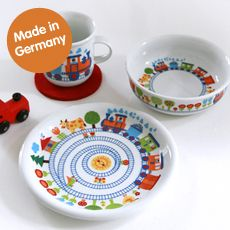 Train Crockery Set