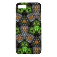 Multicolored trendy pattern iPhone 7 case - click to get yours right now!