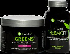 • Detoxify, alkalize, and promote pH balance within the body* • Acidity-fighting magnesium and potassium blend • Cutting-edge probiotic support for digestive health* • 38 herbs and nutrient-rich superfoods • Multiple servings of fruits and vegetables in just two scoops • Thermogenic formula • Antioxidant benefits of acai berry • Promotes increased calorie burning* • Helps boost metabolic rate*