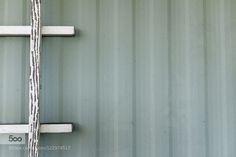 lattice on corrugated wall lattice on corrugated wall