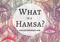 If you& ever gone to a yoga class, chances are you& seen a Hamsa before. But what exactly is it? Spiritual Path, Spiritual Awakening, Chakras, Reiki, Healing Hands, Negative Emotions, Mind Body Soul, My Yoga, Yoga Meditation
