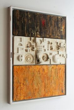 Geometric Wall Art, Abstract Wall Art, Geometric Designs, Abstract Sculpture, Modern Wall Sculptures, Ceramic Wall Art, Concrete Art, Wood Resin, Modeling