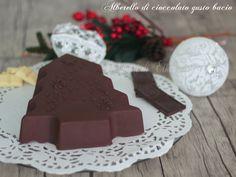 Alberello di cioccolato gusto bacio