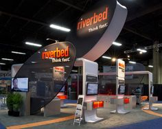 Riverbed Exhibit by Skyline Exhibits | Flickr - Photo Sharing!