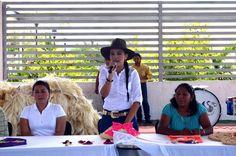 Inició su campaña política para diputada local por el XIV distrito del PRD: Leidy Castro Gamboa