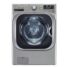 LG WM8100HVA 29-Inch Front Load Steam Washing Machine - BestProducts.com
