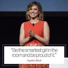 Sophia Bush Quote