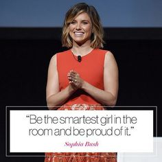 Sophia Bush Quote                                                                                                                                                     More