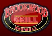Brookwood Grill offers casual fine dining on Holcomb Bridge Road.