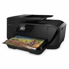 HP Printer OfficeJet 3830 Black K7V40A_B1H | Hp printer, Printers ...