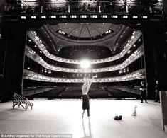 Melissa Hamilton- Behind the Scenes at the Royal Ballet.